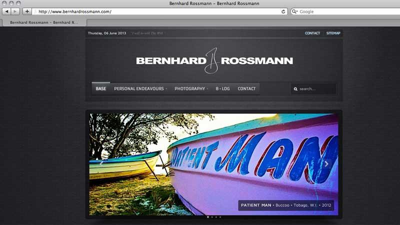 Bernhard Rossmann.com