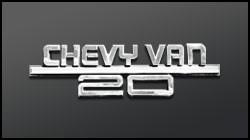 Chevy G20 V8